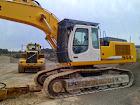 Excavadora giratoria de cadenas