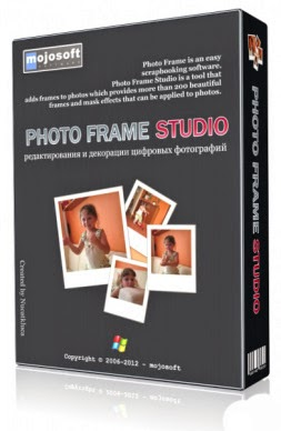 Mojosoft Photo Frame Studio 2.96 Full License Key