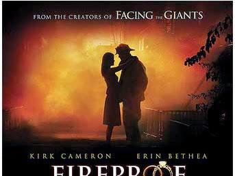 Resenha do filme A prova de fogo.