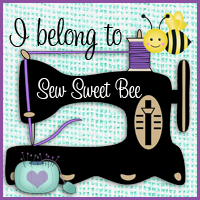 I belong to Sew Sweet Bee