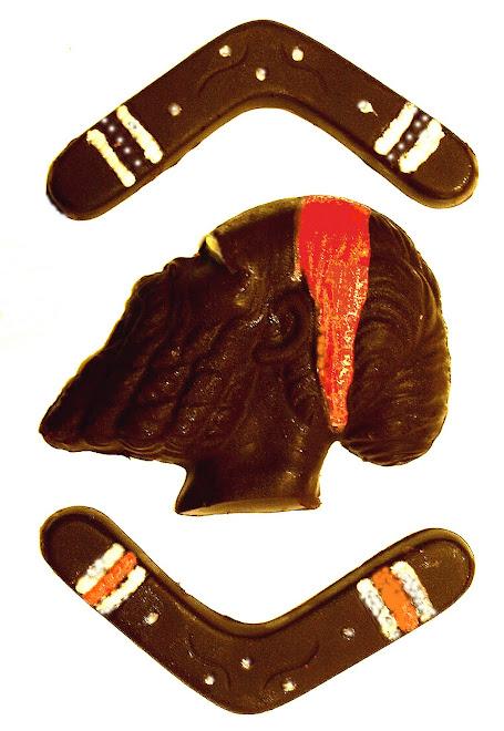 Chocolate Warrior