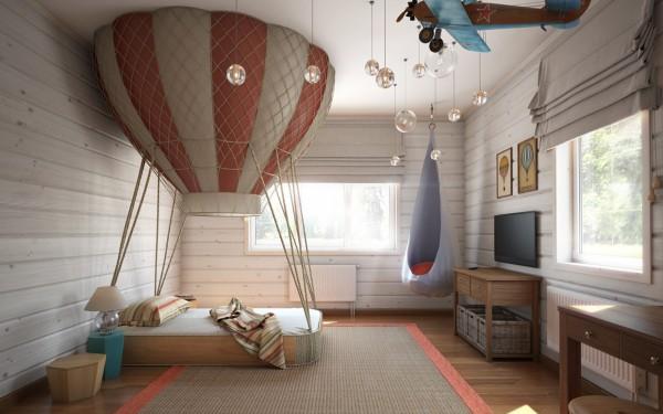 4 mẫu phòng ngủ đẹp cho trẻ em tại dự án Central Point Mỹ Đình 7