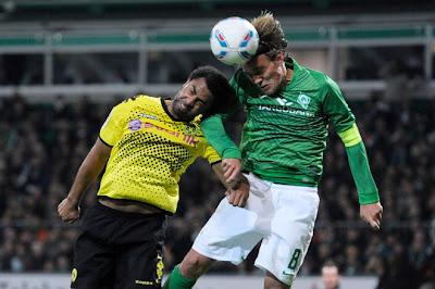 Werder Bremen 0 - 2 Borussia Dortmund (1)