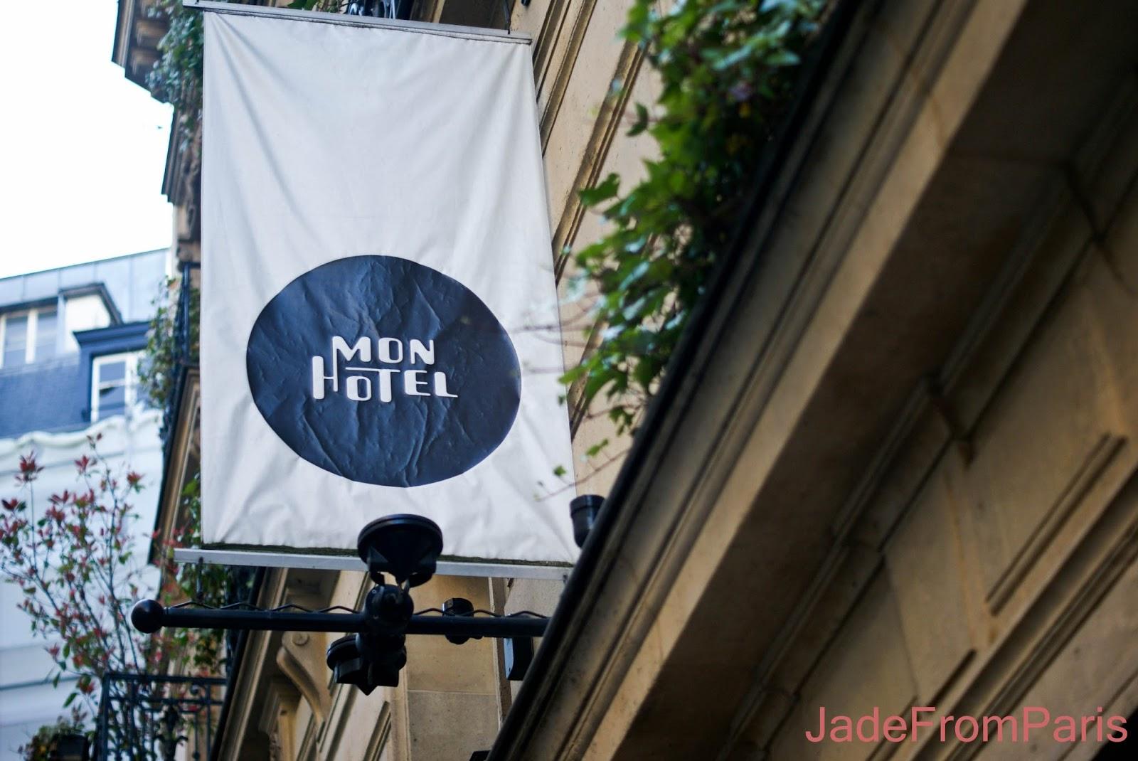 mon hotel paris