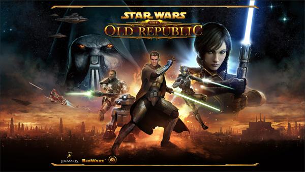 Star Wars: The Old Republic promo para la versión gratuita