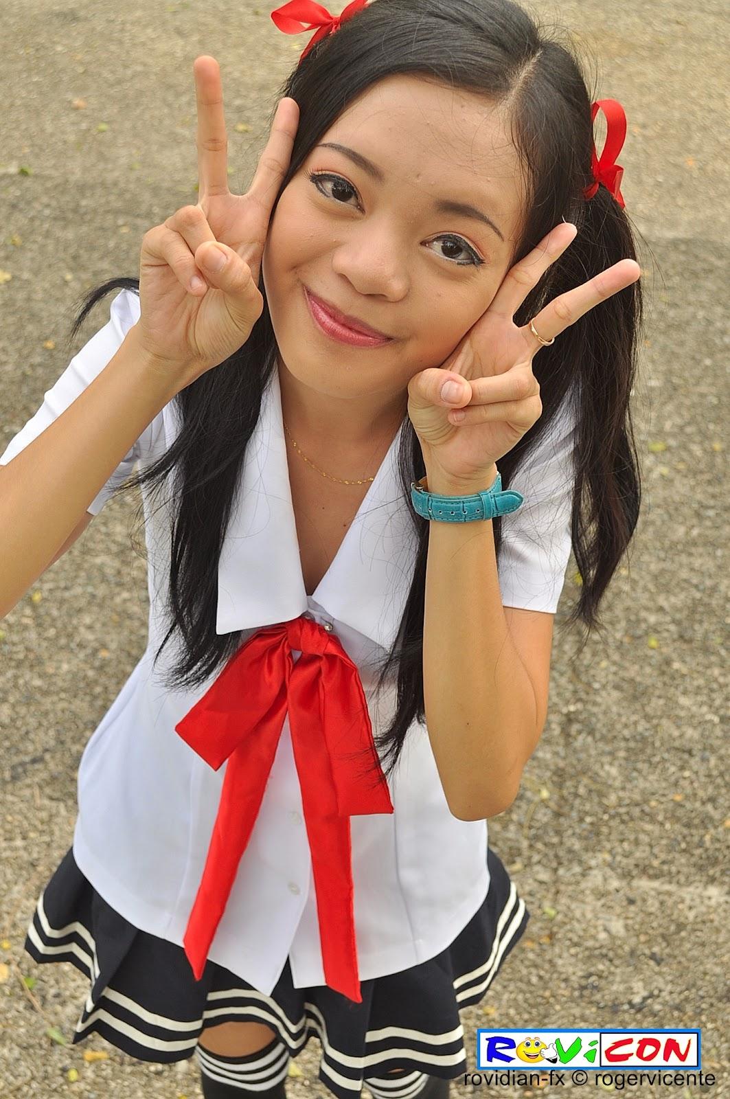 School Girl Kawaii   Cosplay Hobby