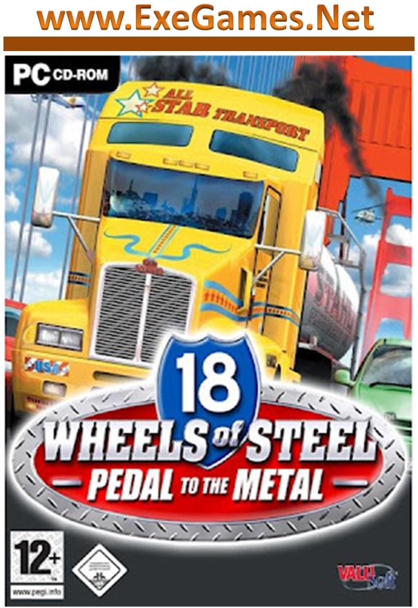 18 wheels of steel pedal to the metal gratis: