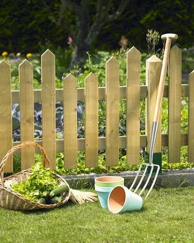cl turez joliment votre jardin maison bricolage. Black Bedroom Furniture Sets. Home Design Ideas