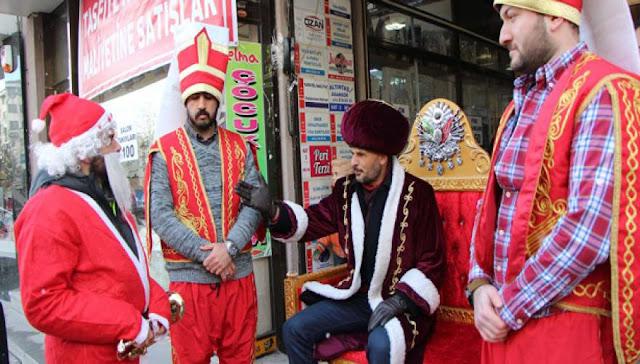 Οι τούρκοι καταδίκασαν σε εξισλαμισμό τον Άγιο Βασίλειο!