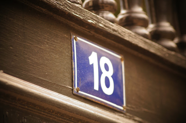picture of house number 18
