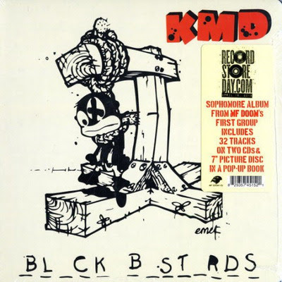 KMD - Black Bastards (2CD Deluxe Edition) (2015) Flac+320