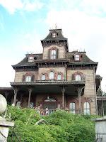 Casa Fantasma Disneyland