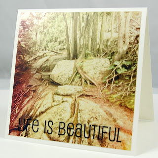 SRM Stickers Blog - Michelle Giraud - #cards #instagram #sentiments #lifeisgood #thinkingofyour