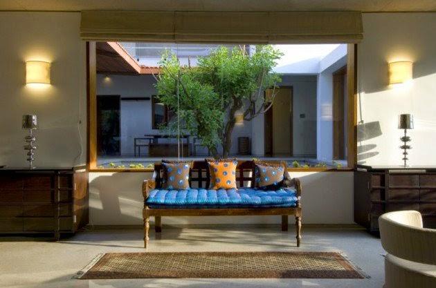 ديكور منزل هندي
