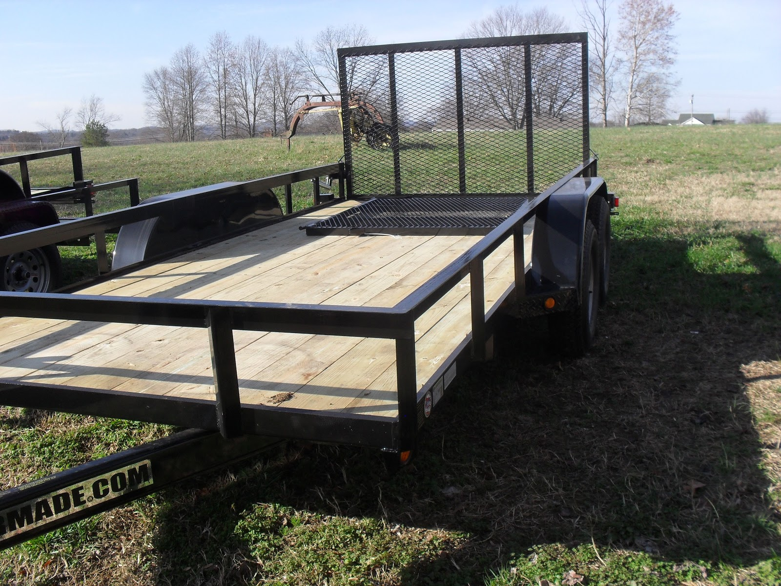 Gentry Trailer And Sales
