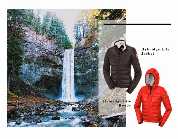 vancouver canada goose jackets travel blubird fashion style alberni robson winter fall weekend wear active wear hiking