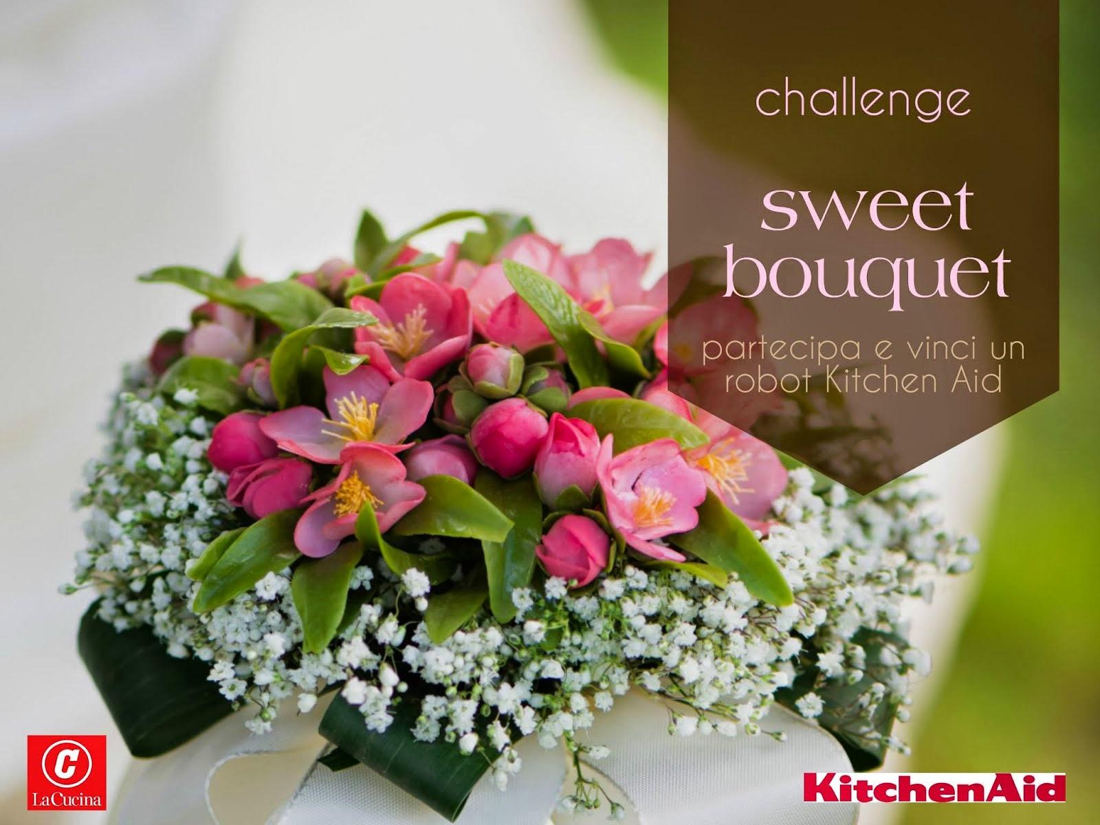 Partecipo alla challenge sweet bouquet: