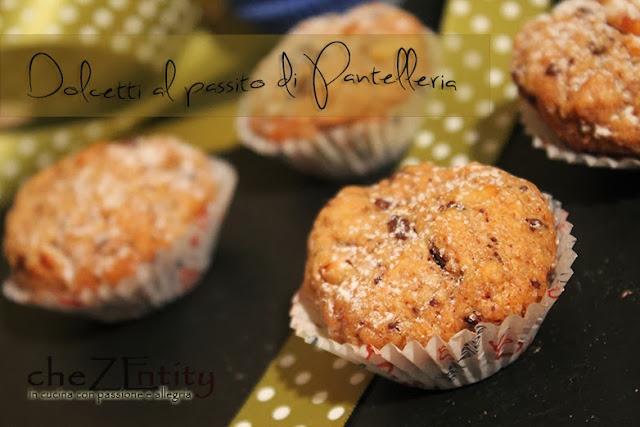 dolcetti al passito di pantelleria
