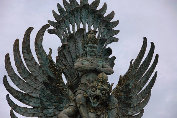 Taman Budaya Garuda Wisnu Kencana (GWK) Bali