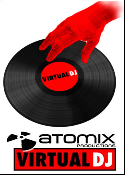 Atomix Virtual DJ Pro 7.0.5 + Crack download baixar torrent