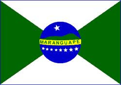 Bandeira do Município de Maranguape-Ceará