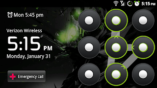 android pattern lock for windows android pattern lock