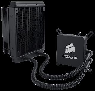 Comparing Corsair Hydro Series H60 Fans pic1