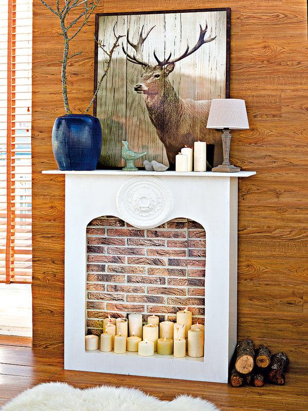 conseils d co et relooking conseils d coration projet bricolage fausses chemin e id es. Black Bedroom Furniture Sets. Home Design Ideas