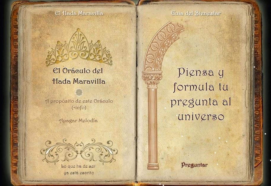 ORÁCULO HADA MARAVILLA (CLIC)