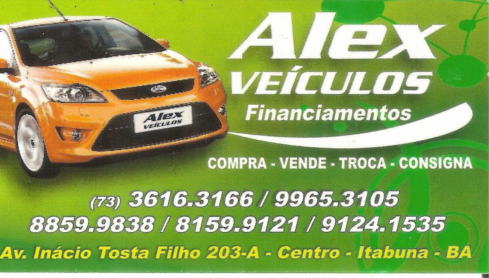 ALEX VEÍCULO