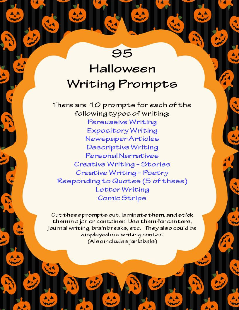 halloween essay topics 13 halloween writing ideas my favorite halloween was the pages halloween scary story writing pages creative response journal topics how was your halloween night.