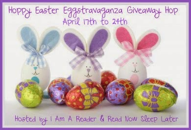 Win 4 books!  Ends 4-24