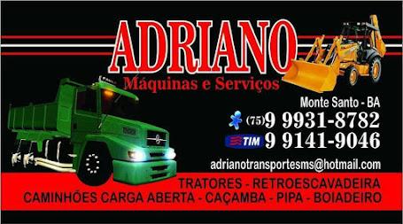 ADRIANO MAQUINAS E SERVIÇOS