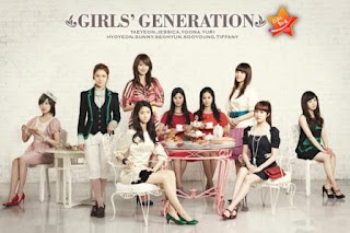 Foto SNSD (Girls' Generation)