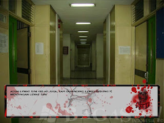Screenshoot, Link MediaFire, Download Game Emergency Ghost In Campus | Games Indonesia | Mediafire