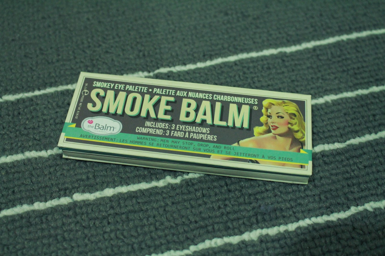 The Balm Smoke Balm Volume 1 Palette