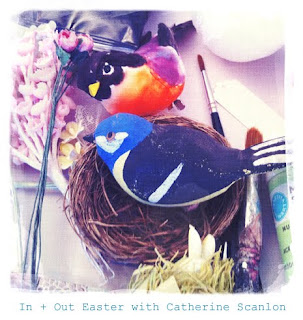 Easter Decorations at My Creative Classroom with Catherine Scanlon