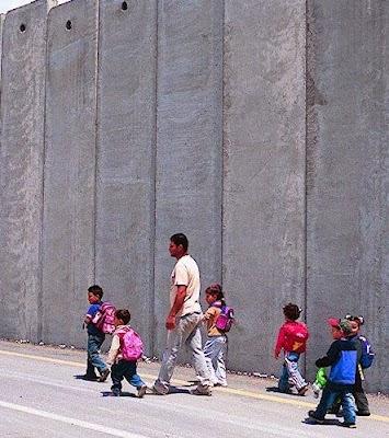 School Behind The Walls GAZA
