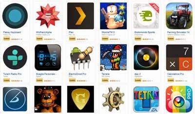 App Android Amazon