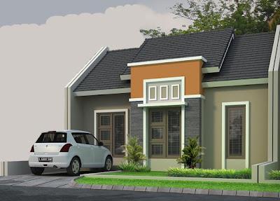 Foto Rumah Sederhana minimalis