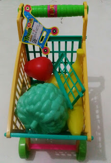 Mainan Troly Buah