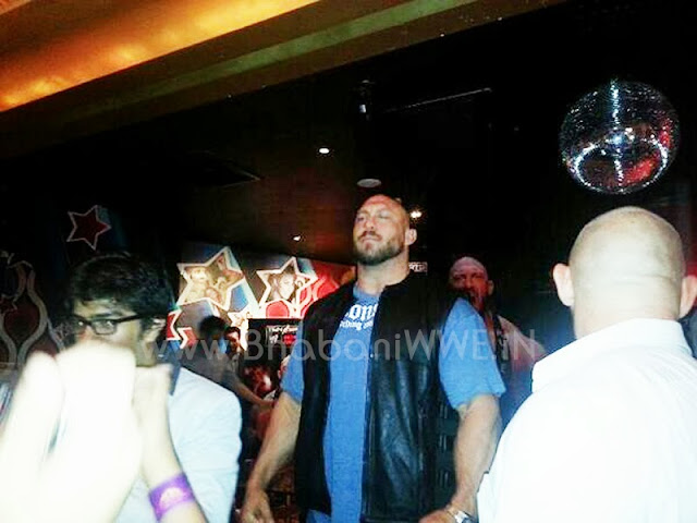 "Exclusive Photos » ""Ryback In India"" - September 25, 2013 Pics From Kingdom Of Dreams, New Delhi, IN"