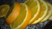 naranja confitada casera