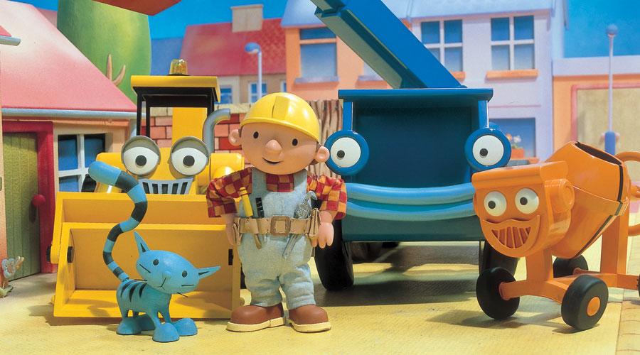 Bob el Constructor, Anabella, Dizzy, Doki, Fico, Gabi, Ij, Spud el espantapájaros, Wendy