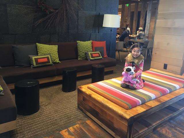 Juniper Lounge | Hotel Vermont | Chichi Mary Blog
