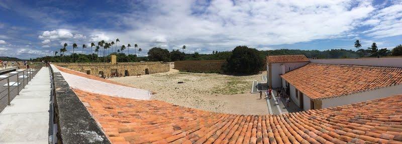 Fortaleza de Santa Cruz, Ilha de Itamaracá