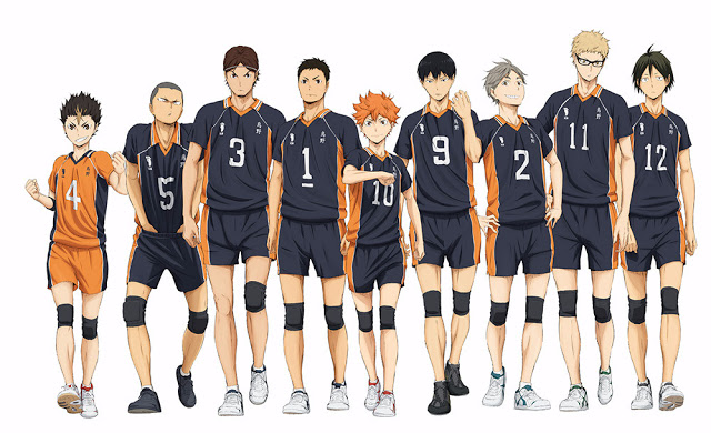 Jadwal Tayang Anime Haikyuu Musim Kedua Telah Diumumkan