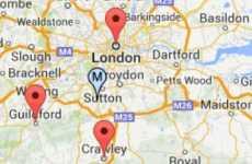 GeoMidpoint: permite calcular el punto geográfico central entre dos ó mas lugares y lo muestra en un mapa