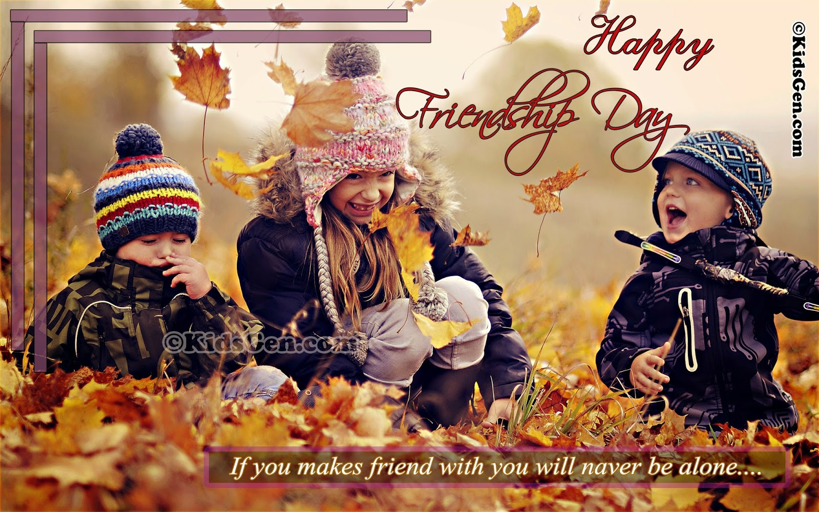 happy friendship day ringtones