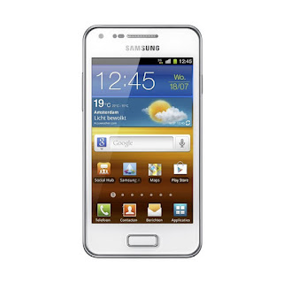 Full Specifications of Samsung Galaxy S Advance